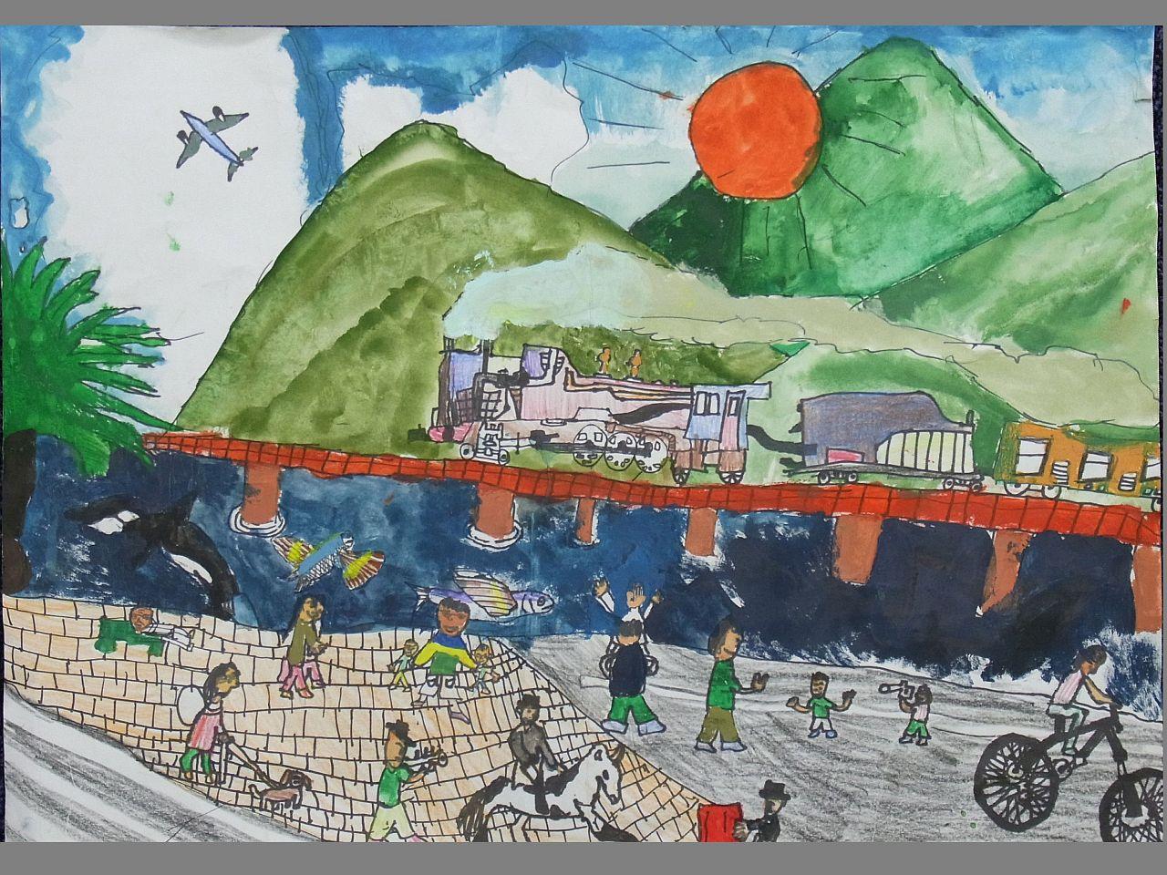 2011年度 土木の日絵画募集報告